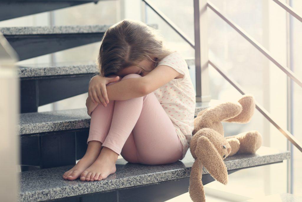 Signe d'abus sexuel ou bouderie ?